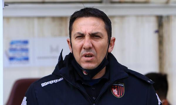 Παπαδόπουλος: «Η συγκέντρωση και καλό ποδόσφαιρο θα φέρουν τη νίκη»