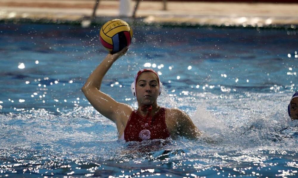 Euroleague πόλο: Έχασε από τη Ρόμα, αλλά προκρίθηκαν τα κορίτσια του Ολυμπιακού