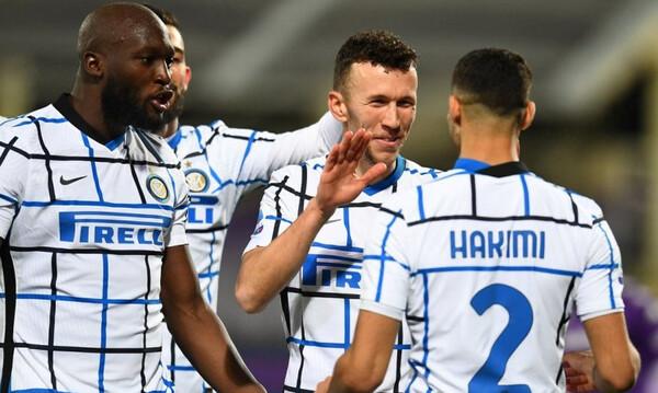 Serie A: Διπλό στη Φλωρεντία και πρώτη η Ίντερ! (Photos)
