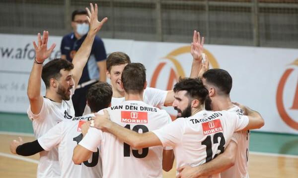 Volley League: Για μια νέα αρχή ο ΠΑΟΚ