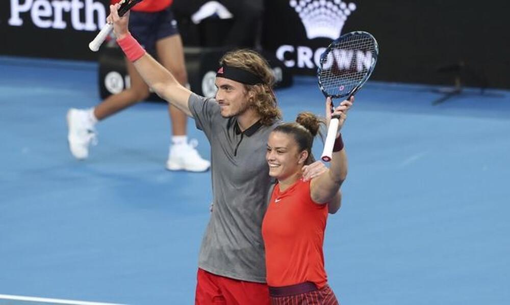 Τσιτσιπάς-Σάκκαρη: Πότε ρίχνονται στη μάχη του Australian Open (photos)