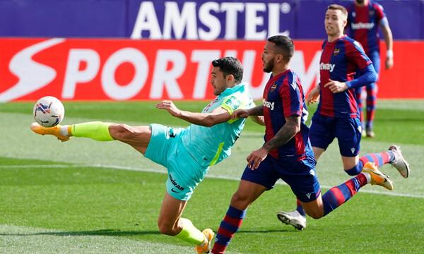 La Liga: Πήρε βαθμό στο τέλος η Γρανάδα!