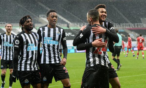 Premier League: Νίκη-ανάσα για Νιούκαστλ!