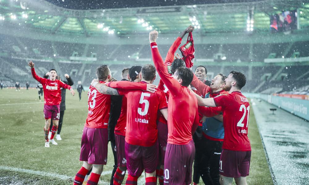 Bundesliga: Σπουδαία Κολωνία, σόκαρε τη Γκλάντμπαχ (video+photos)