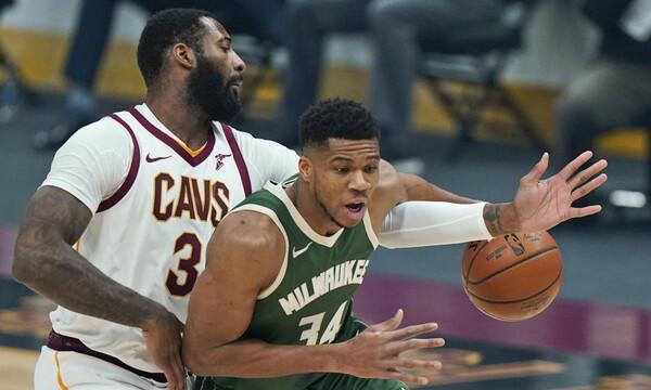 NBA: Στο... χαλαρό ο Γιάννης - Back to back νίκες για Μπακς (video+photos)