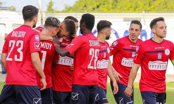 Super League 2: Διπλά για Ιωνικό, Τρίκαλα - Όλα τα γκολ