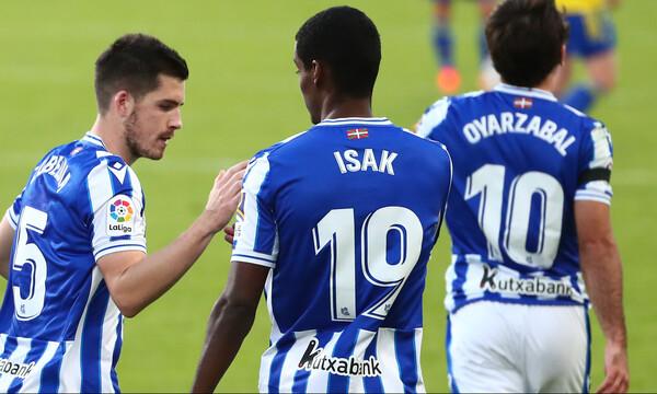 La Liga: Τεσσάρα και πλησίασε η Σοσιεδάδ! (Video)