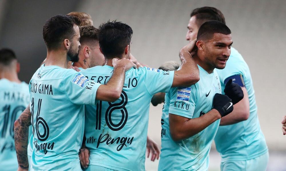 Super League: Η βαθμολογία μετά το ΑΕΚ-Άρης(photos)