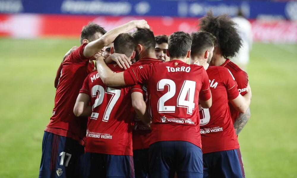 La Liga: Πήρε το ντέρμπι σωτηρίας η Οσασούνα! (Video+Photos)