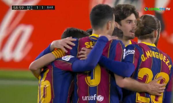 La Liga: Ο Μέσι γύρισε το ματς, ο Μπουσκέτς το χάρισε και ο Τρινκάο το κέρδισε με γκολάρα! (videos)