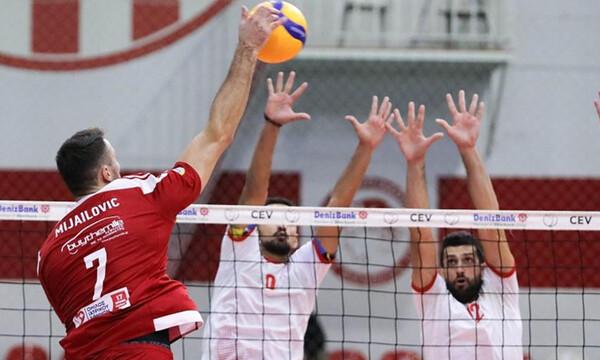 Volley League: Αναβλήθηκε και το Φίλιππος Βέροιας-Ολυμπιακός λόγω κρουσμάτων