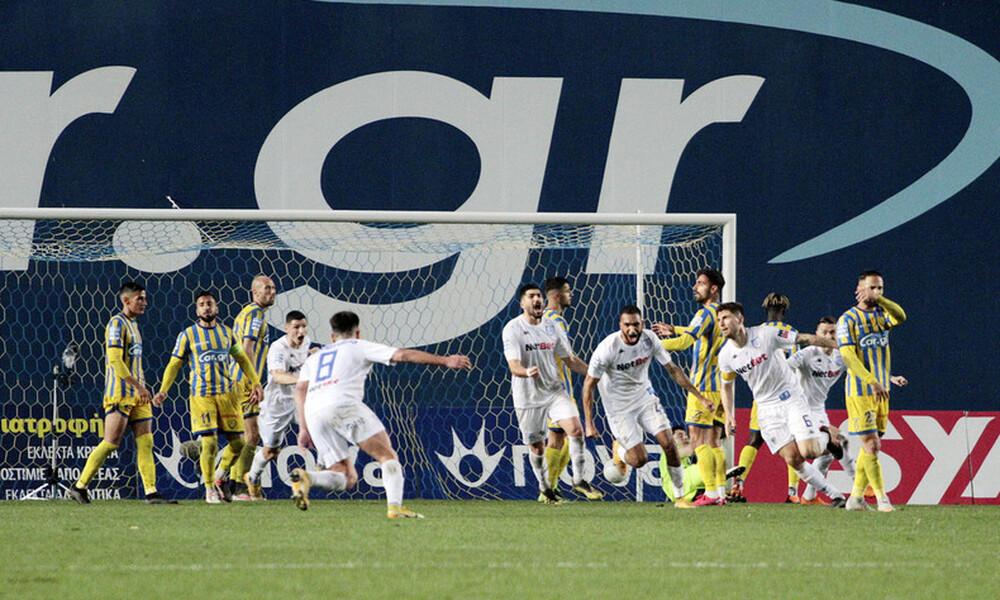 Super League: Η βαθμολογία μετά τον θρίαμβο του ΠΑΣ Γιάννινα επί του Παναιτωλικού! (photos)
