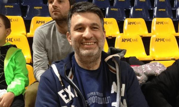 ΕΟΚ: Υποψήφιος για ανεξάρτητο μέλος ο Τάσος Δελημπαλταδάκης