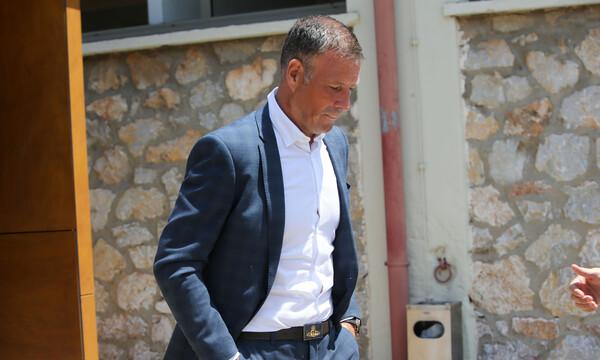ΕΠΟ: Αποκάλυψη ΣΟΚ από Κλάτενμπεργκ - «Δέχομαι απειλές στην Ελλάδα» (photos)