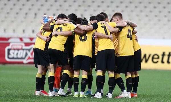 ΑΕΚ-ΝΠΣ Βόλος: Με Τσιγκρίνσκι και Ολιβέιρα η Ένωση - Η ενδεκάδα για το Κύπελλο