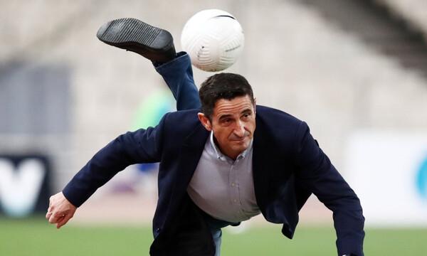 ΑΕΚ-Βόλος: Το γκολ του Μήτογλου και το... scorpion kick του Χιμένεθ (video+photos)