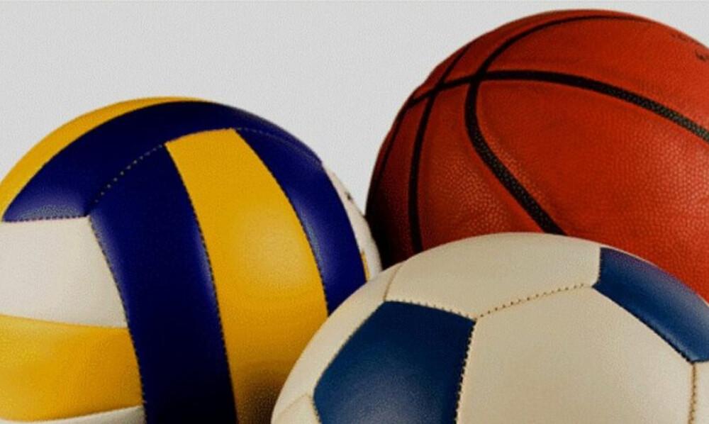 Νέο lockdown: Τι ισχύει για τον αθλητισμό – Τα πρωταθλήματα που συνεχίζονται (photos)