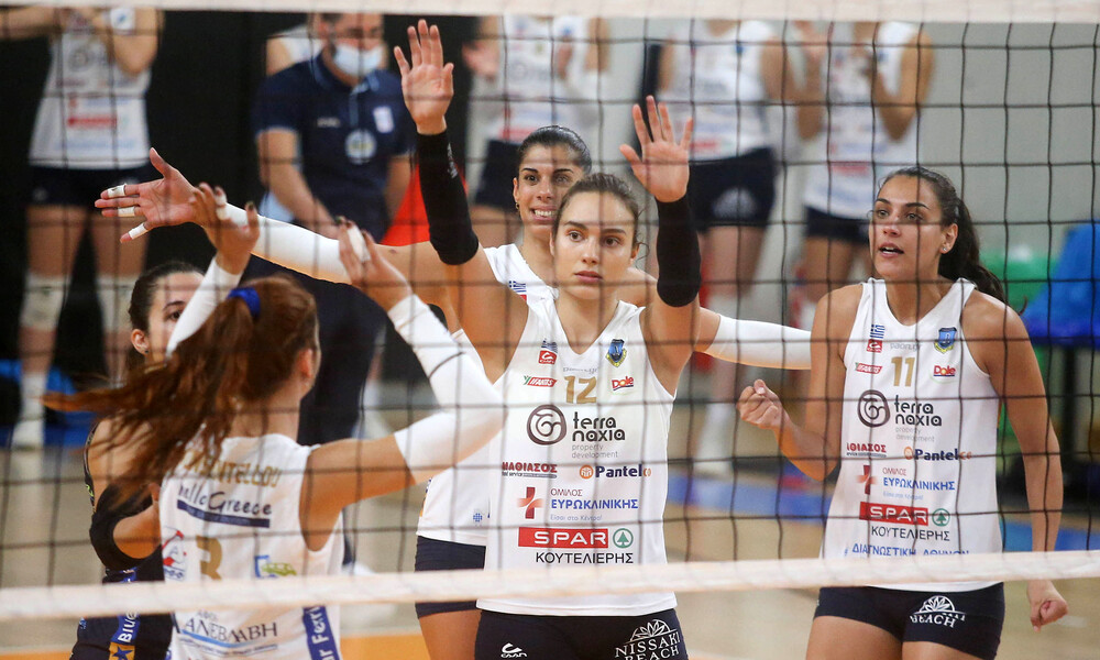 Volley League Γυναικών: Αποβλήθηκε από το πρωτάθλημα ο Πανναξιακός