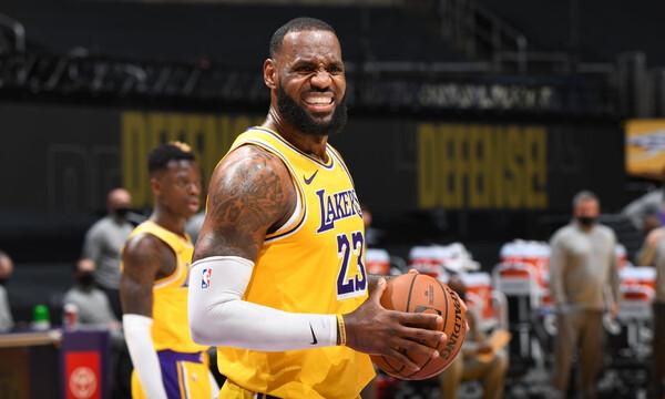 NBA: Τρομερός ΛεΜπρόν και νίκη για Λέικερς (video)