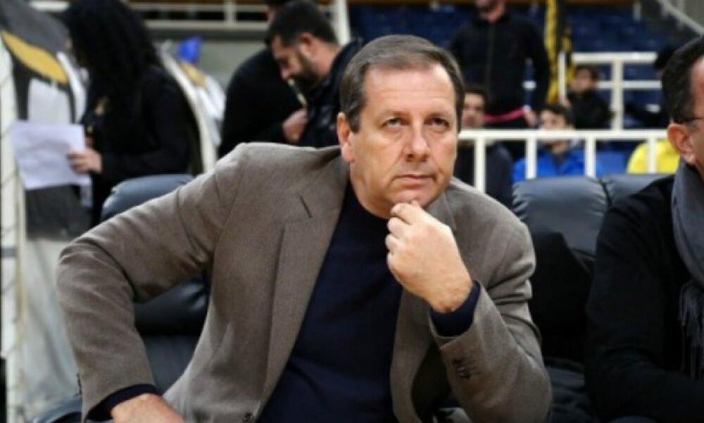 Αγγελόπουλος: «Οι διαιτητές μας απέκλεισαν»