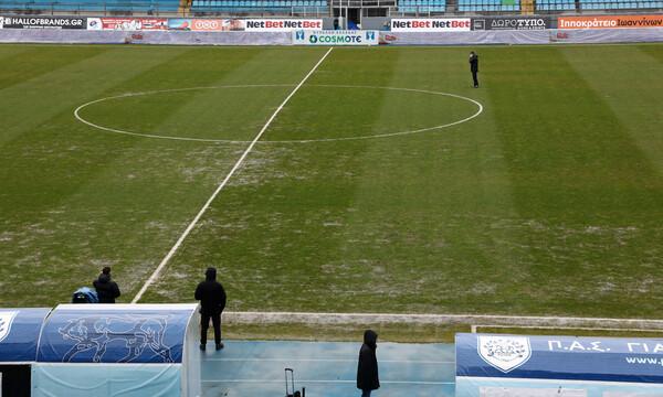 Χριστοβασίλης: «Μας αγνόησε η ΕΠΟ, έχουν γίνει ματς με χειρότερες συνθήκες» (video+photos)