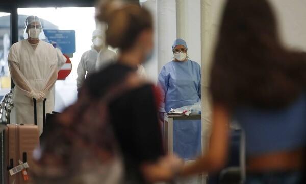 Κρούσματα σήμερα: 1.327 νέα ανακοίνωσε ο ΕΟΔΥ - 22 θάνατοι σε 24 ώρες, στους 281 οι διασωληνωμένοι