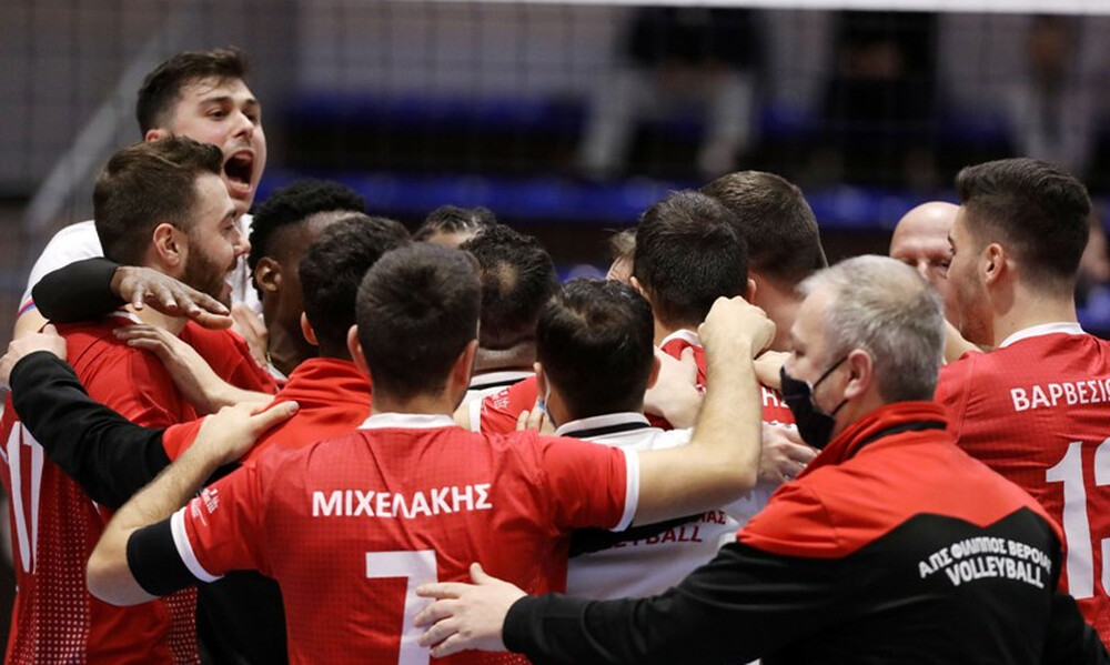 Volley League: Αναβολή αγώνα λόγω κορονοϊού!