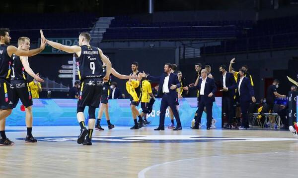 Τενερίφη - Μπούργος 87-76: Κυριάρχησε από την αρχής ως το τέλος!