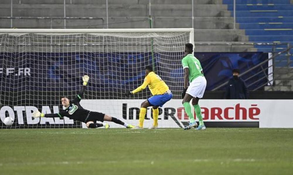 Κύπελλο Γαλλίας: Ο Σισέ… απέκλεισε την ομάδα του! (Video)