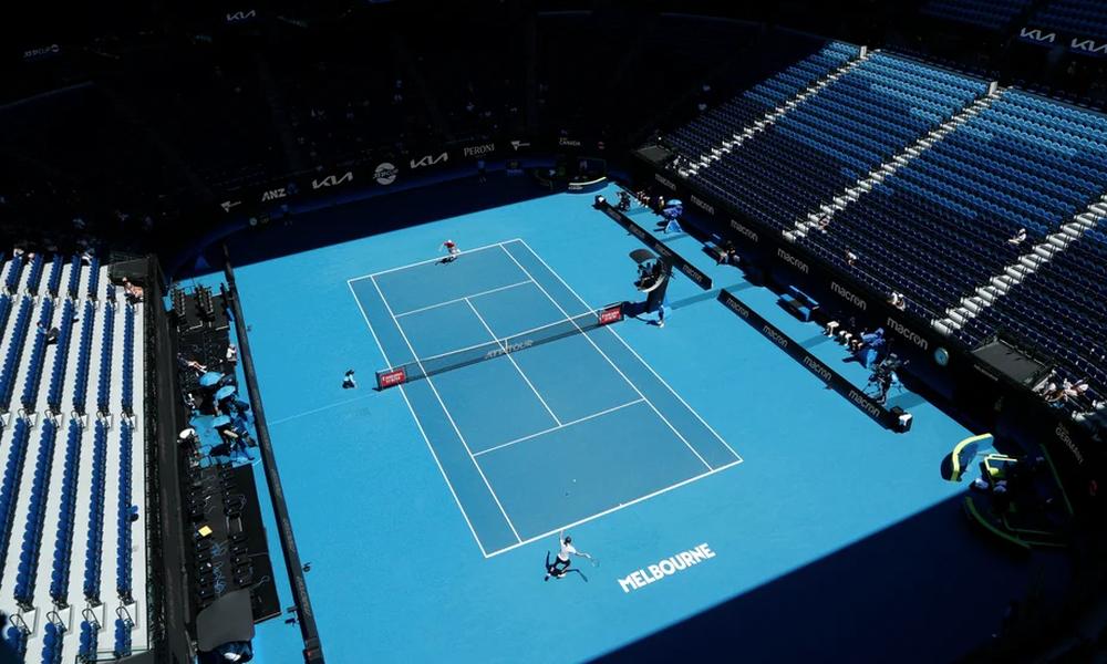 Australian Open: Χωρίς θεατές συνεχίζεται η διοργάνωση