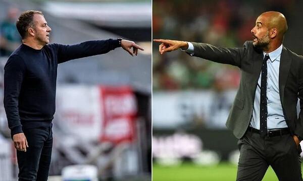 Ο Γκουαρντιόλα... προκαλεί την Μπάγερν για το απόλυτο παιχνίδι (video+photos)