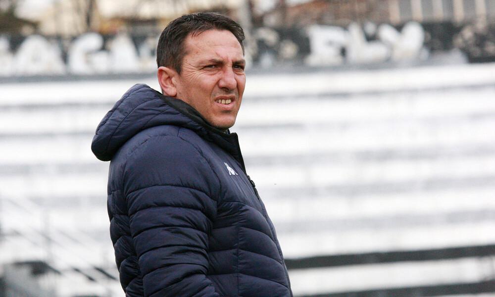 Παπαδόπουλος: «Κίνητρο η νίκη με τον πρωτοπόρο Λεβαδειακό»