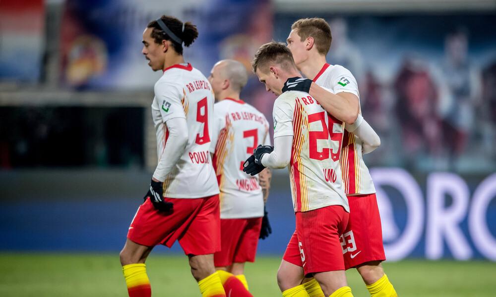 Bundesliga: Νέα νίκη η Λειψία