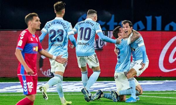 La Liga: Εύκολα η Θέλτα! (Video+Photos)