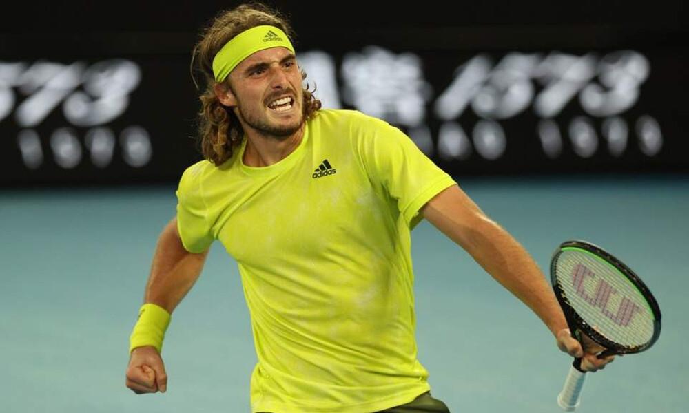 Australian Open: Αυτός είναι ο αντίπαλος του Τσιτσιπά στους «16» (photos)