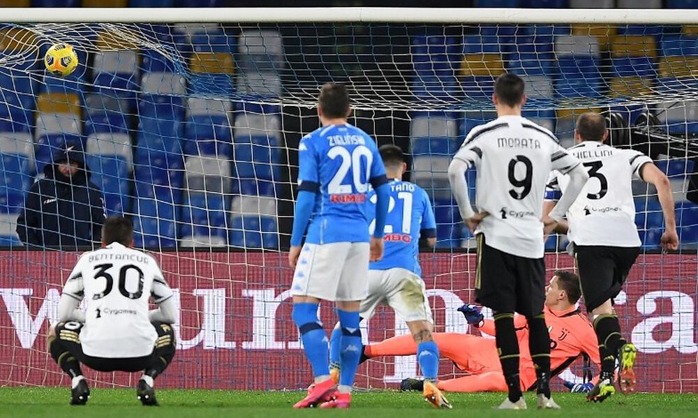 Serie A: Η Νάπολι… αποκαθηλώνει την Γιουβέντους! (Videos+Photos)