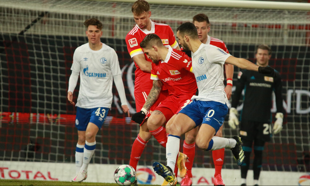 Bundesliga: Φουλ της ισοπαλίας, κόλλησαν στο «Χ» και η Ουνιόν με τη Σάλκε (video+photos)