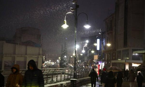 «Μήδεια»: Επέλαση του χιονιά στη μισή Ελλάδα - Πώς θα εξελιχθεί η κακοκαιρία τις επόμενες ώρες