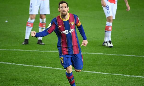 La Liga: Μέσι, τι κάνεις ρε άνθρωπε! (Videos+Photos)