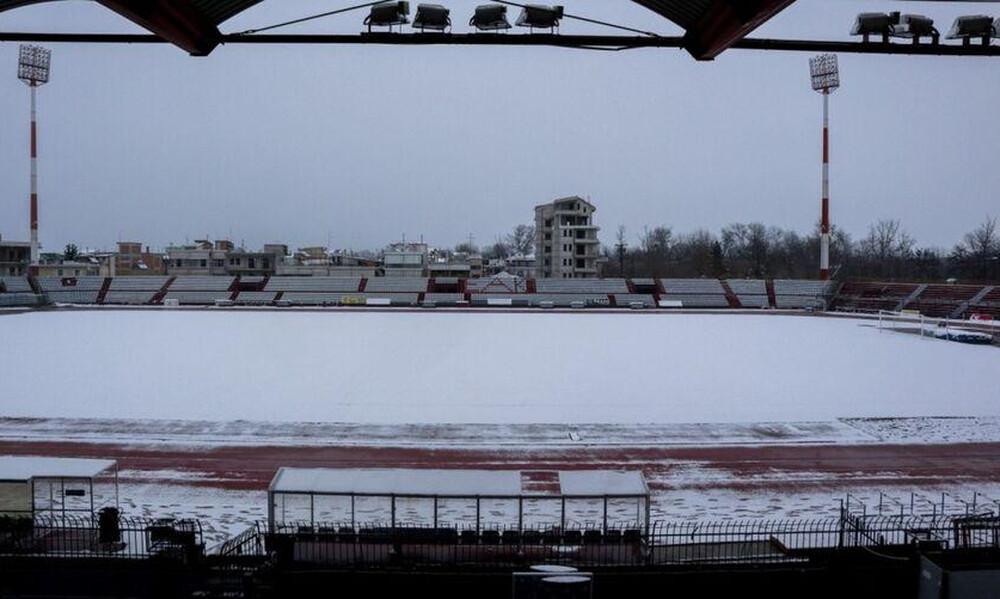 Super League 1: Ποδόσφαιρο σε... άσπρες μέρες - Στο αέρα δυο παιχνίδια (photos)