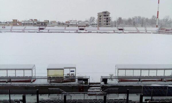 ΑΕΛ-ΑΕΚ: Στα... λευκά το Αλκαζάρ - Η εκτίμηση των υπευθύνων για το παιχνίδι (photos)