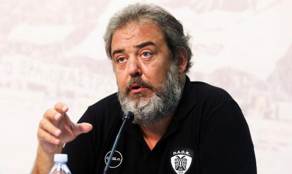 Χατζόπουλος: «Έχουν μειωθεί τα χρέη - Να μπούμε στα πλέι οφ»
