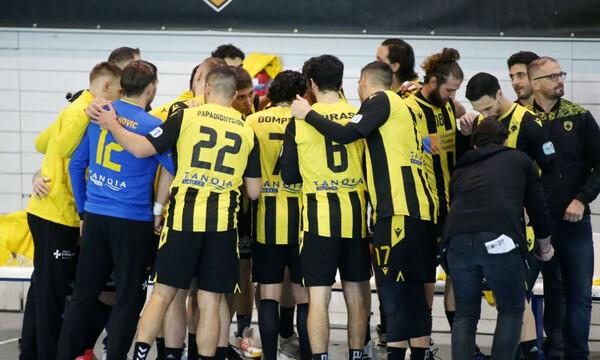 EHF European Cup: Ήττα για την ΑΕΚ στο Βουκουρέστι