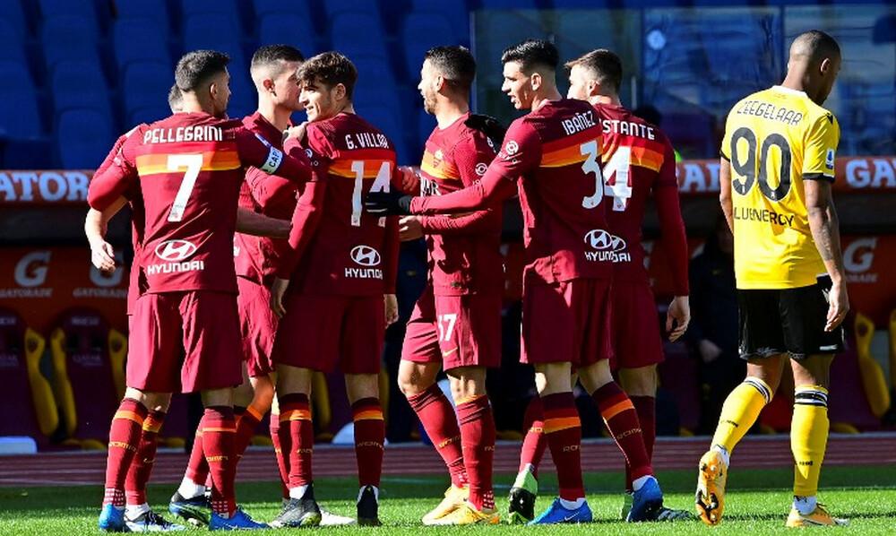 Serie A: Ανέβηκε τρίτη η Ρόμα! (Photos)