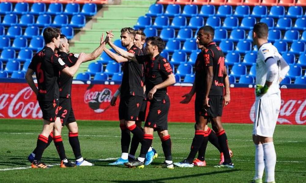 La Liga: Σημαντικό διπλό της Ευρωπαίας Σοδιεδάδ! (Video+Photos)