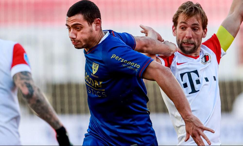 Eredivisie: Σκόραρε ο Γιακουμάκης, έχασε η Φένλο (video)