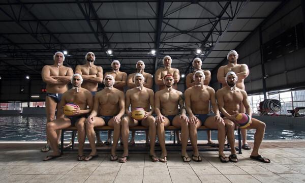 Προολυμπιακό τουρνουά πόλο ανδρών: Ο Φουντούλης απέτρεψε την έκπληξη (video)