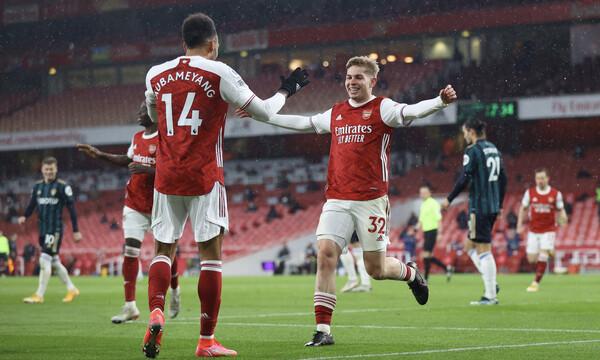 Premier League: Ξέσπασε με Ομπαμεγιάνκ η Άρσεναλ (photos+video)