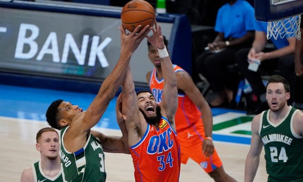 NBA: Οι καλύτερες στιγμές του Γιάννη Αντετοκούνμπο (photos+video)