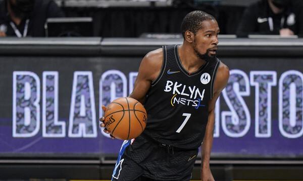NBA: Θέμα με Ντουράντ